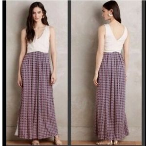 🌾ANTHROPOLOGIE MAEVE ELYSIAN MAXI DRESS